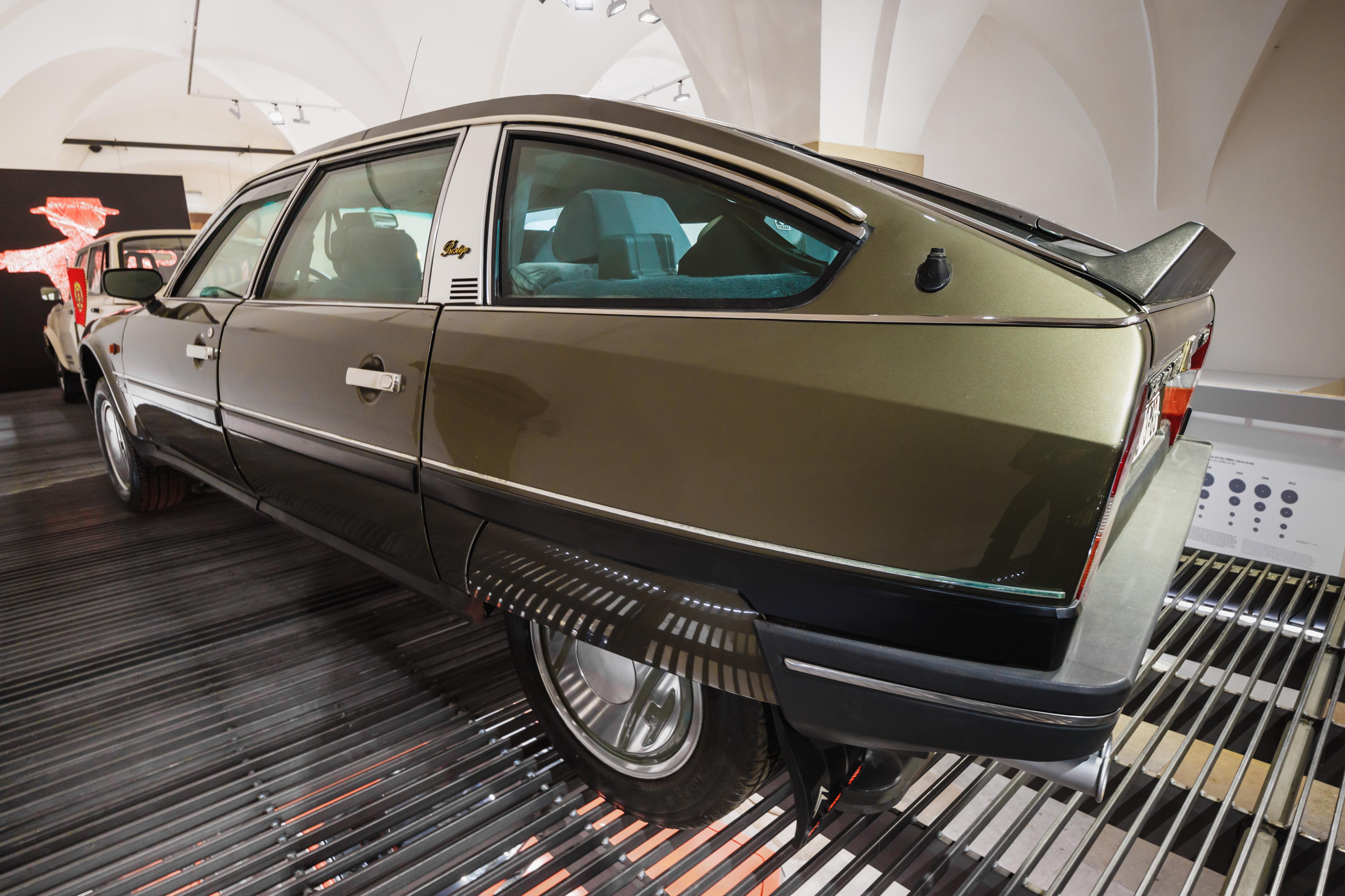 file citroen cx 25 prestige turbo 2 genutzt von erich honecker verkehrsmuseum dresden 5 jpg. Black Bedroom Furniture Sets. Home Design Ideas