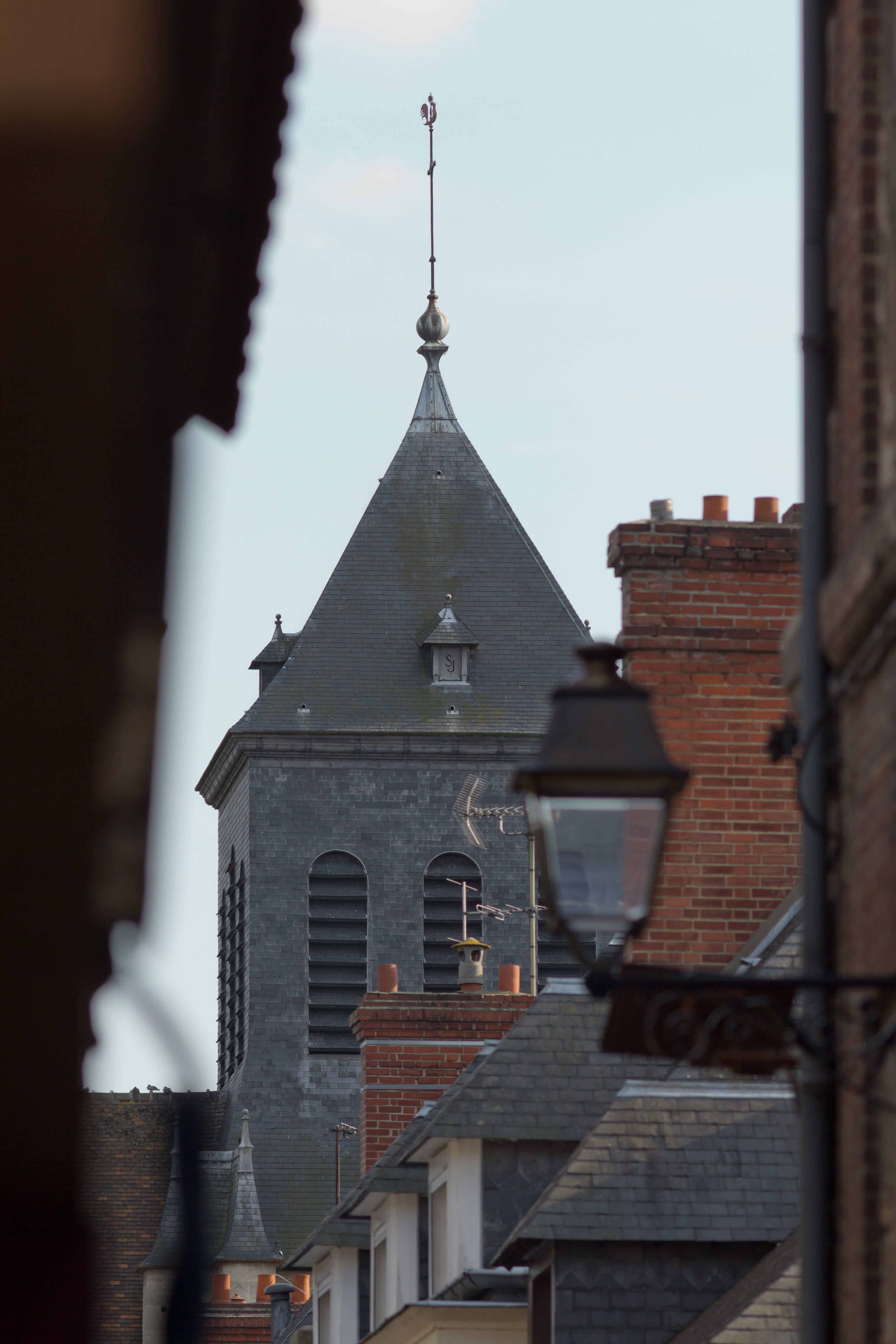 Narbonne Version 3 1: File:Clocher De L'église Saint-Jacques (Lisieux, Calvados