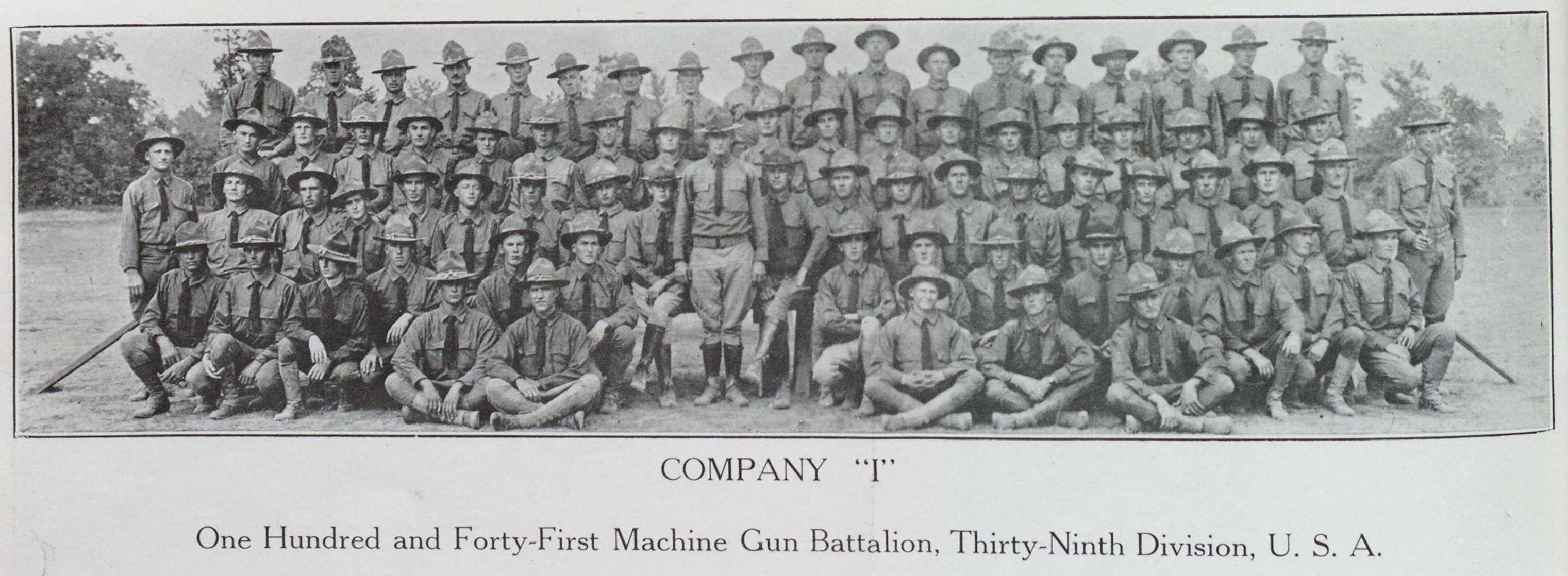 File company i 141st machine gun battalion 1918 jpg wikipedia the