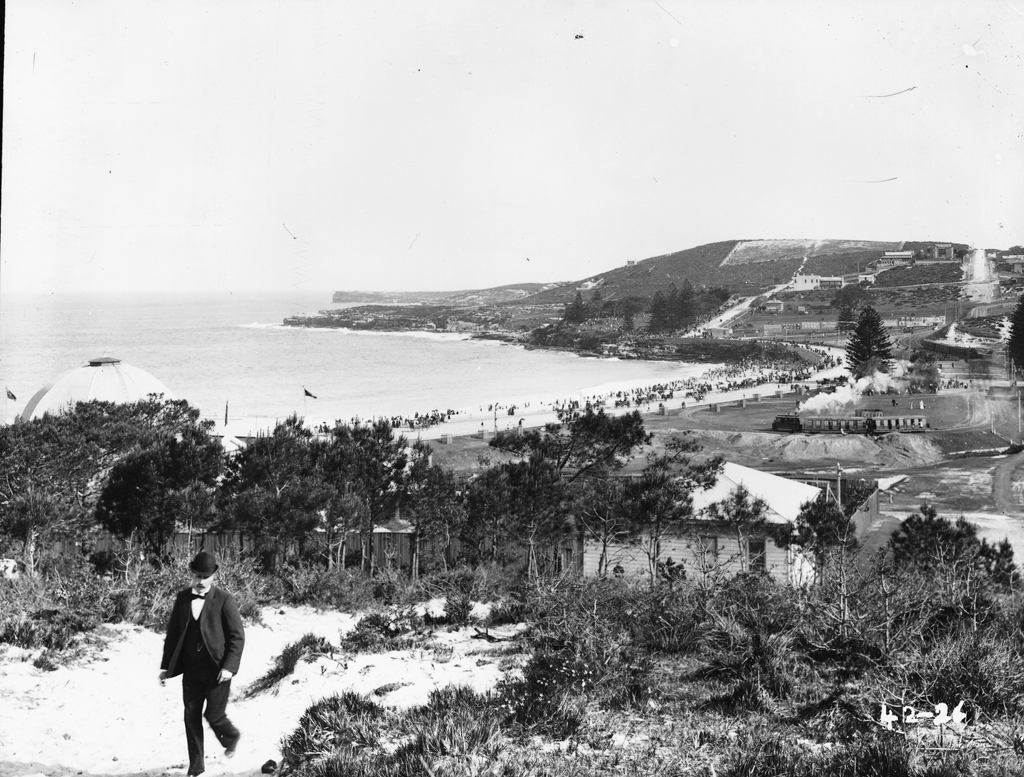 File coogee beach wikimedia commons for Old black and white photos for sale
