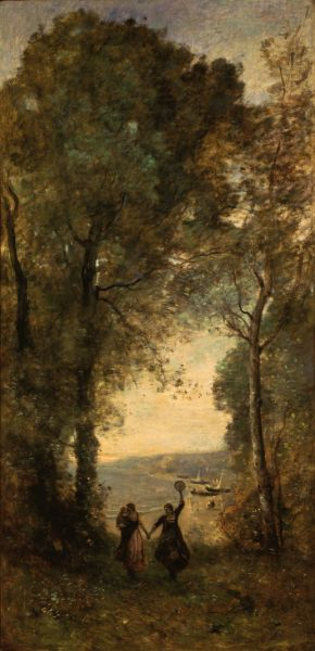 Corot Reminiscence of the Beach of Naples.jpg