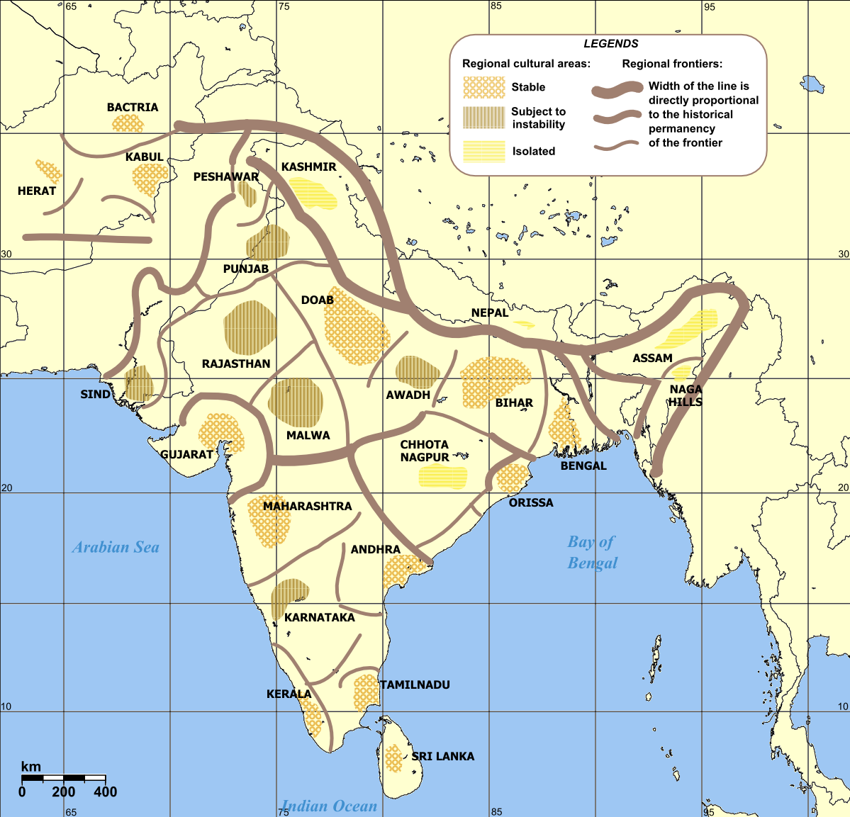Filecultural regional areas of indiag wikimedia commons filecultural regional areas of indiag gumiabroncs Gallery