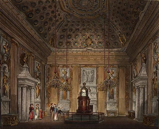 Kensington palace Kensington palace state rooms