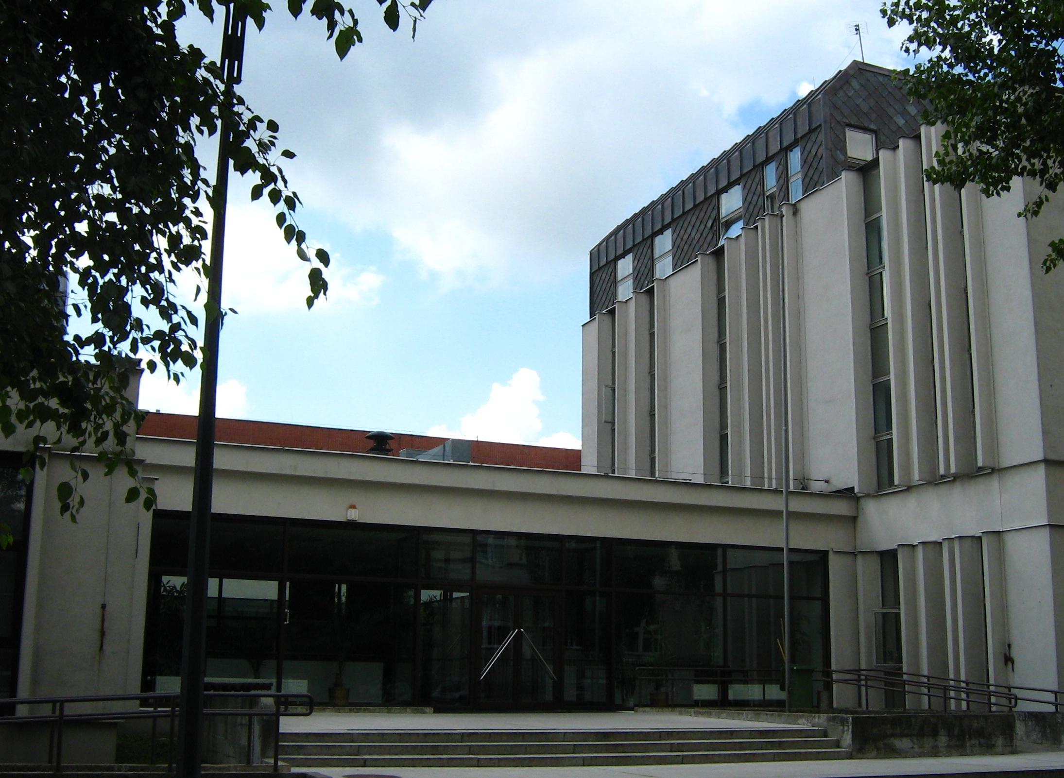 Środowiskowe Laboratorium Ciężkich Jonów Uniwersytetu Warszawskiego