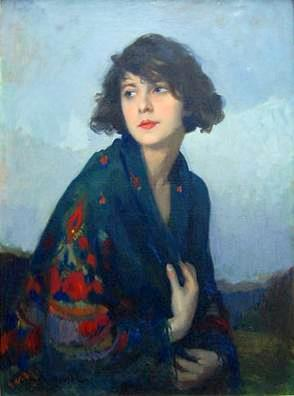 File:Cyprien Eugène Boulet - Mulher do xale verde.JPG