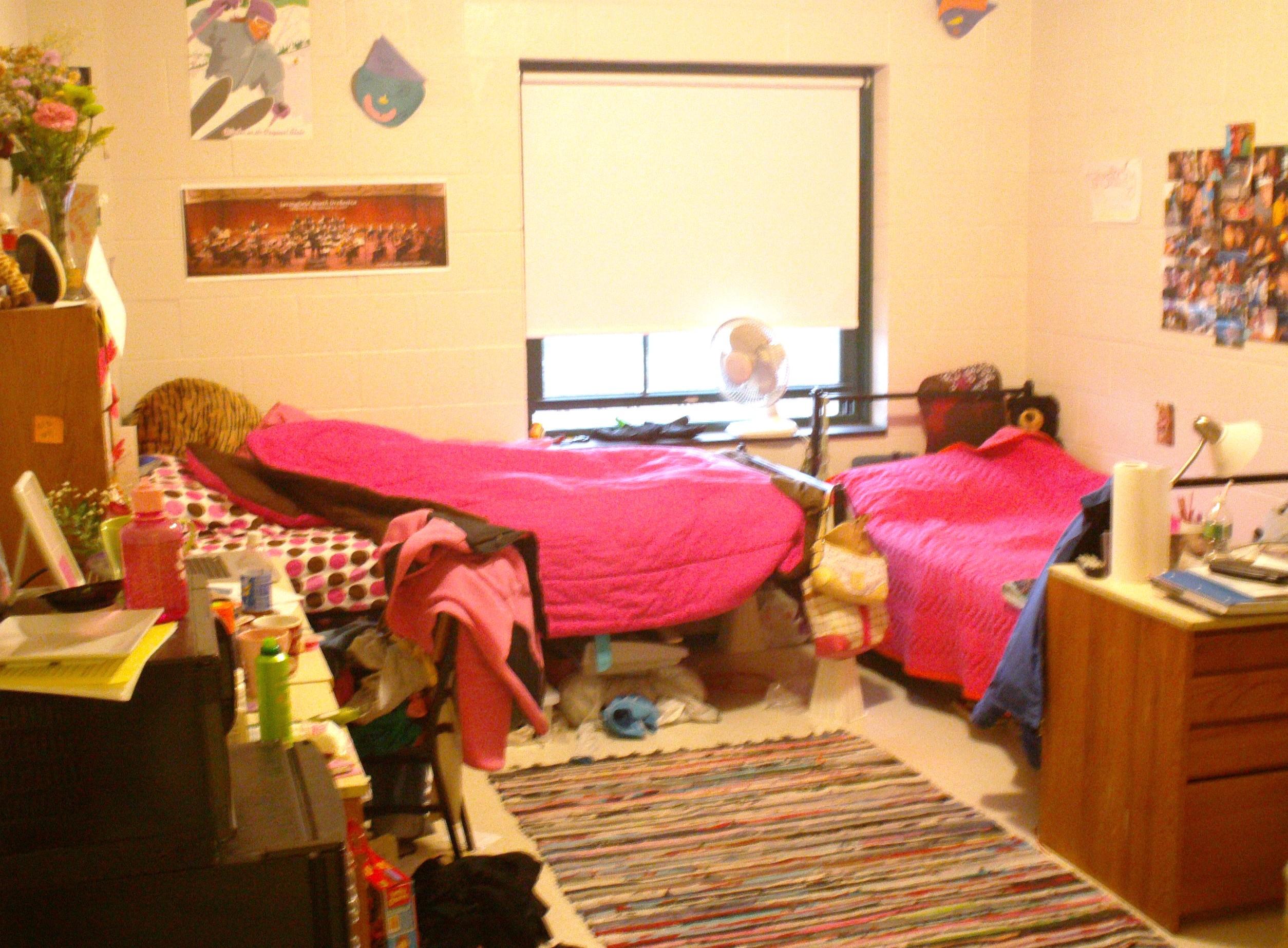 D Dorm Room Design