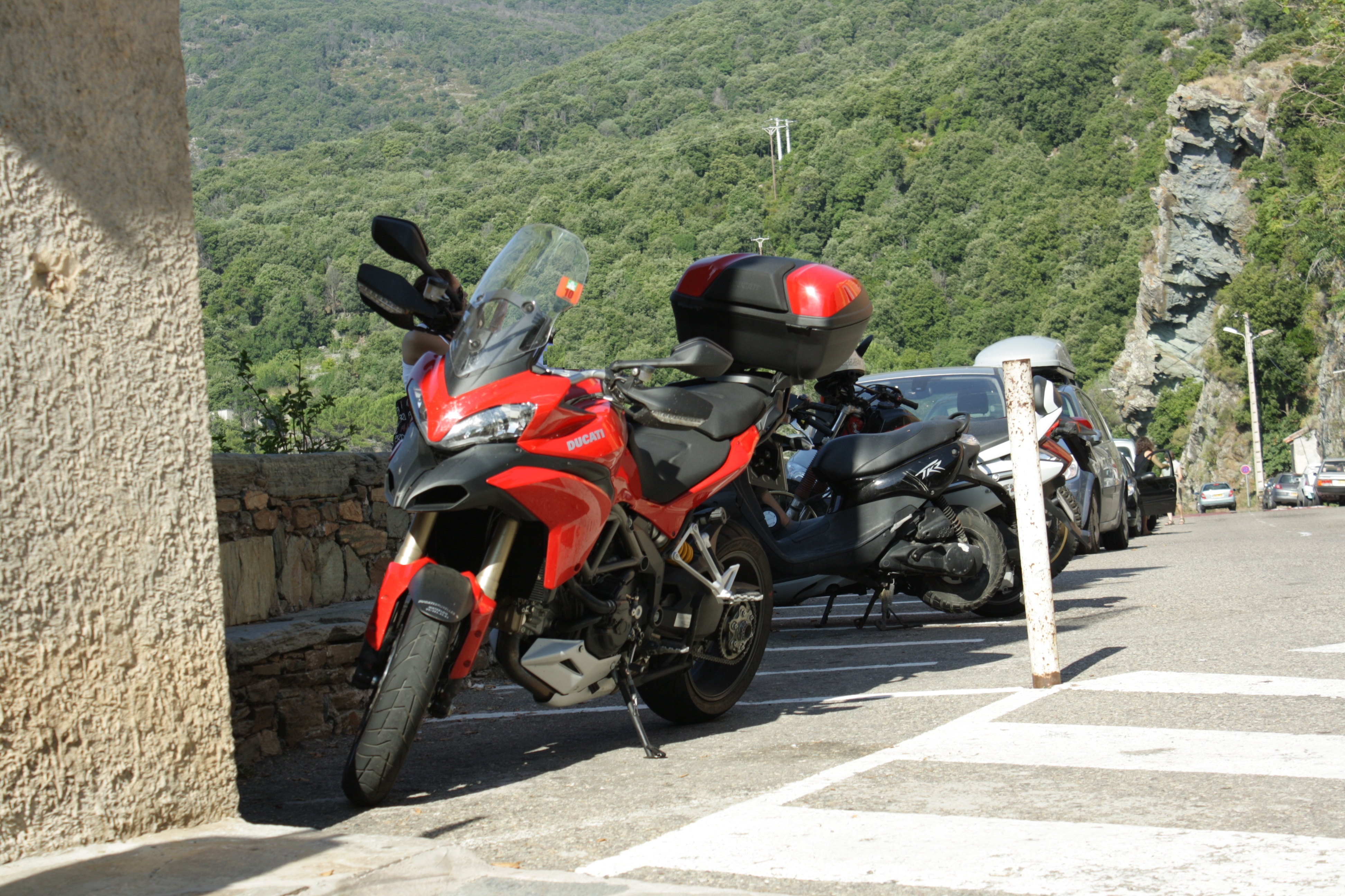 Ducati Multistrada Top Case For Sale