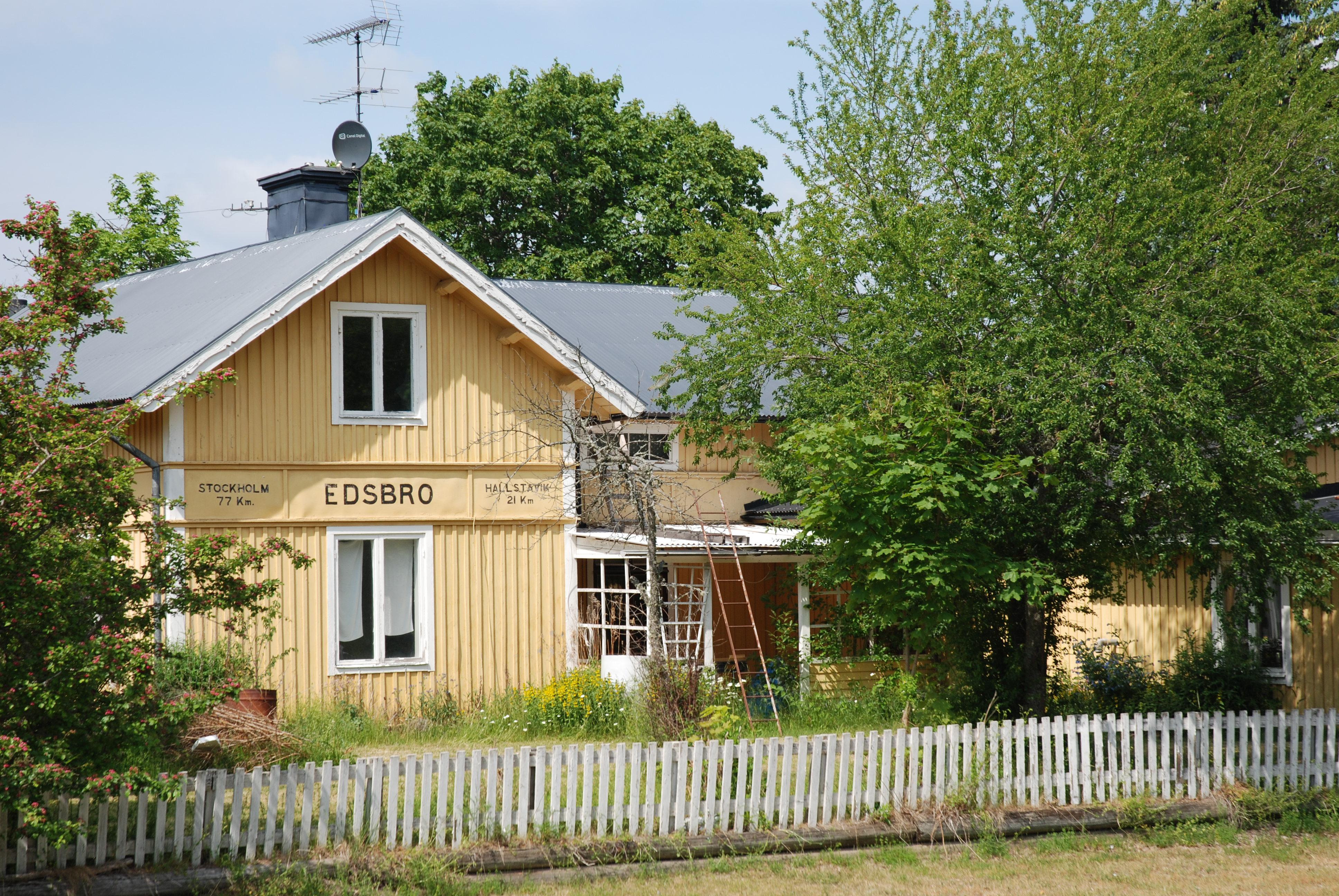 Stllen att bo med Lmpligt fr evenemang i Edsbro - Airbnb