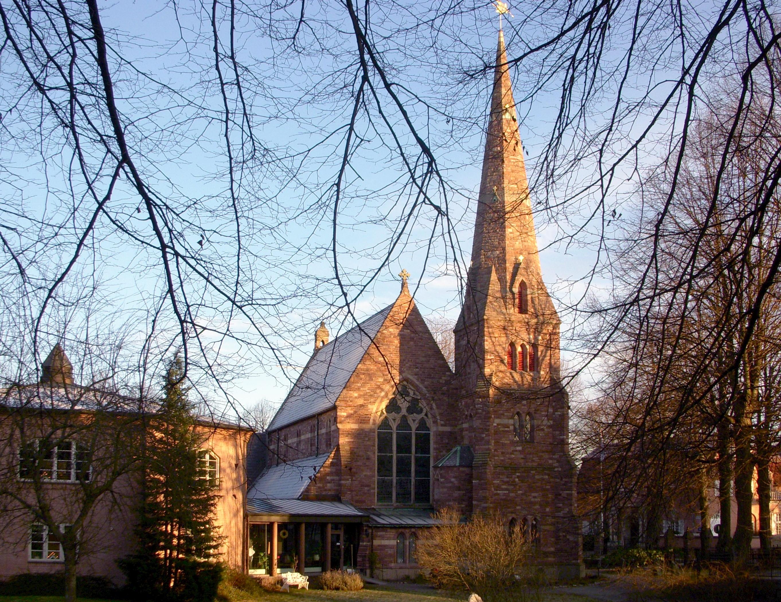 Bild av Engelska kyrkan