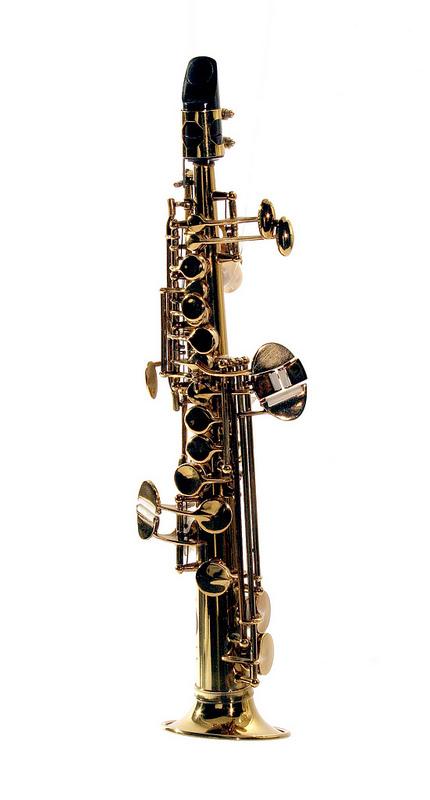 The sopranino saxophone.