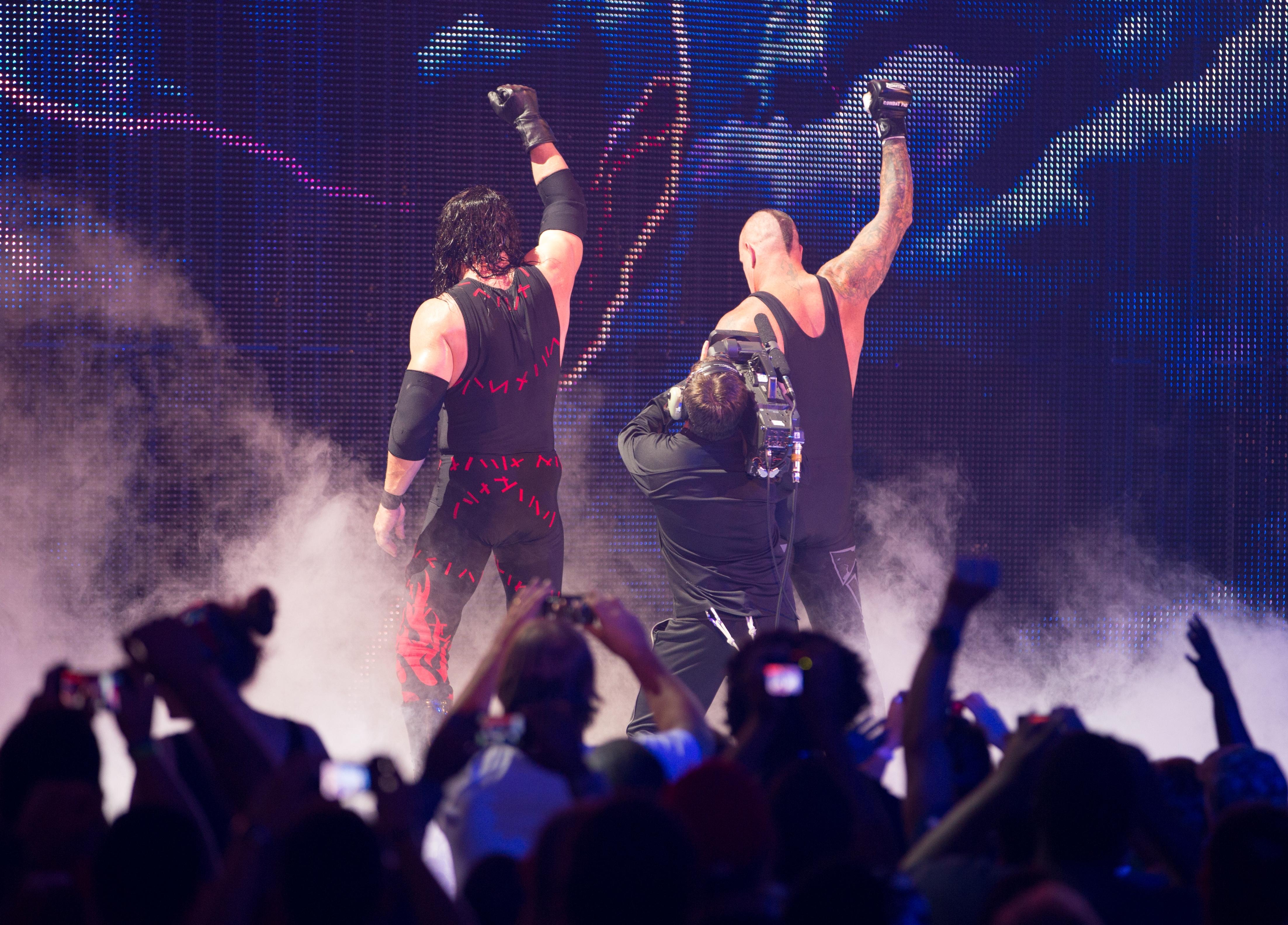 Kronik vs Brothers of Destruction The Brothers of Destruction