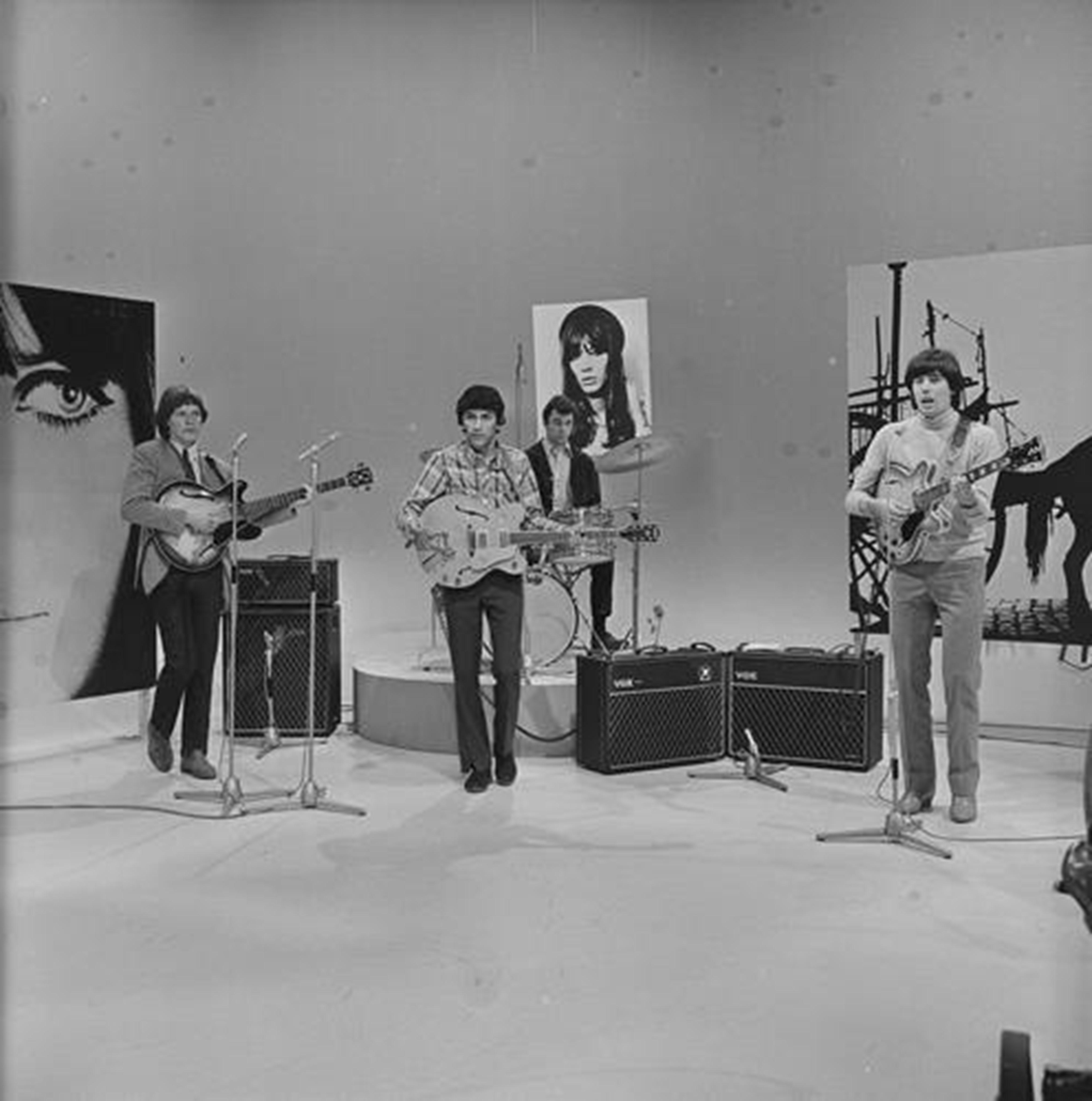 Tony Ronald y sus Kroner's (1966)