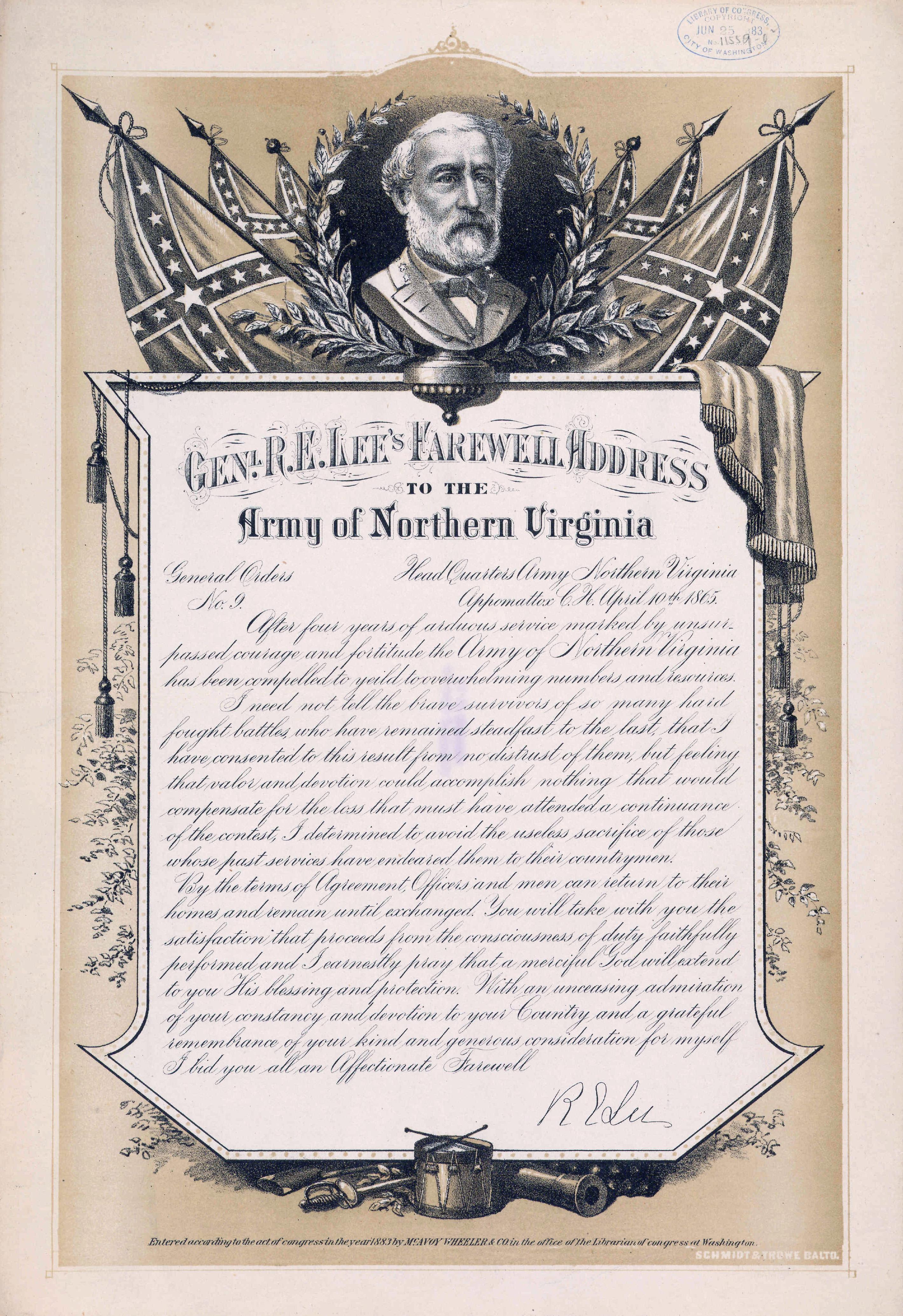 Robert E. Lee Facts