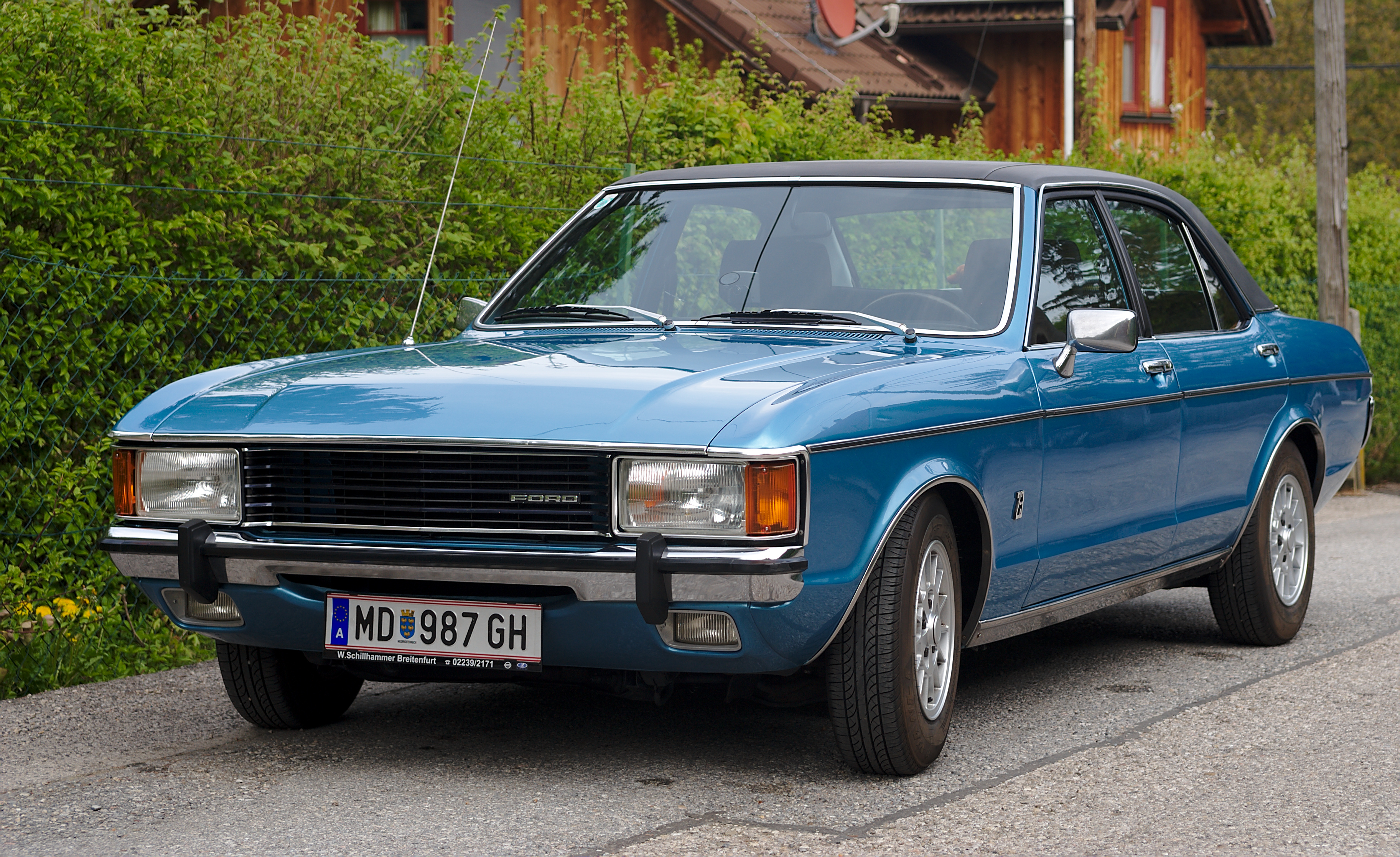 File Ford Granada Mk1 1975 2 3 Gl Jpg Wikimedia Commons