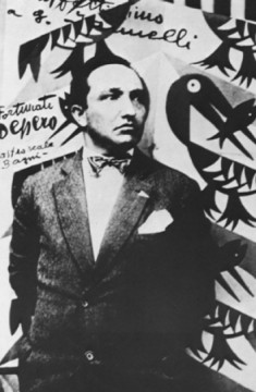 Image of Fortunato Depero from Wikidata
