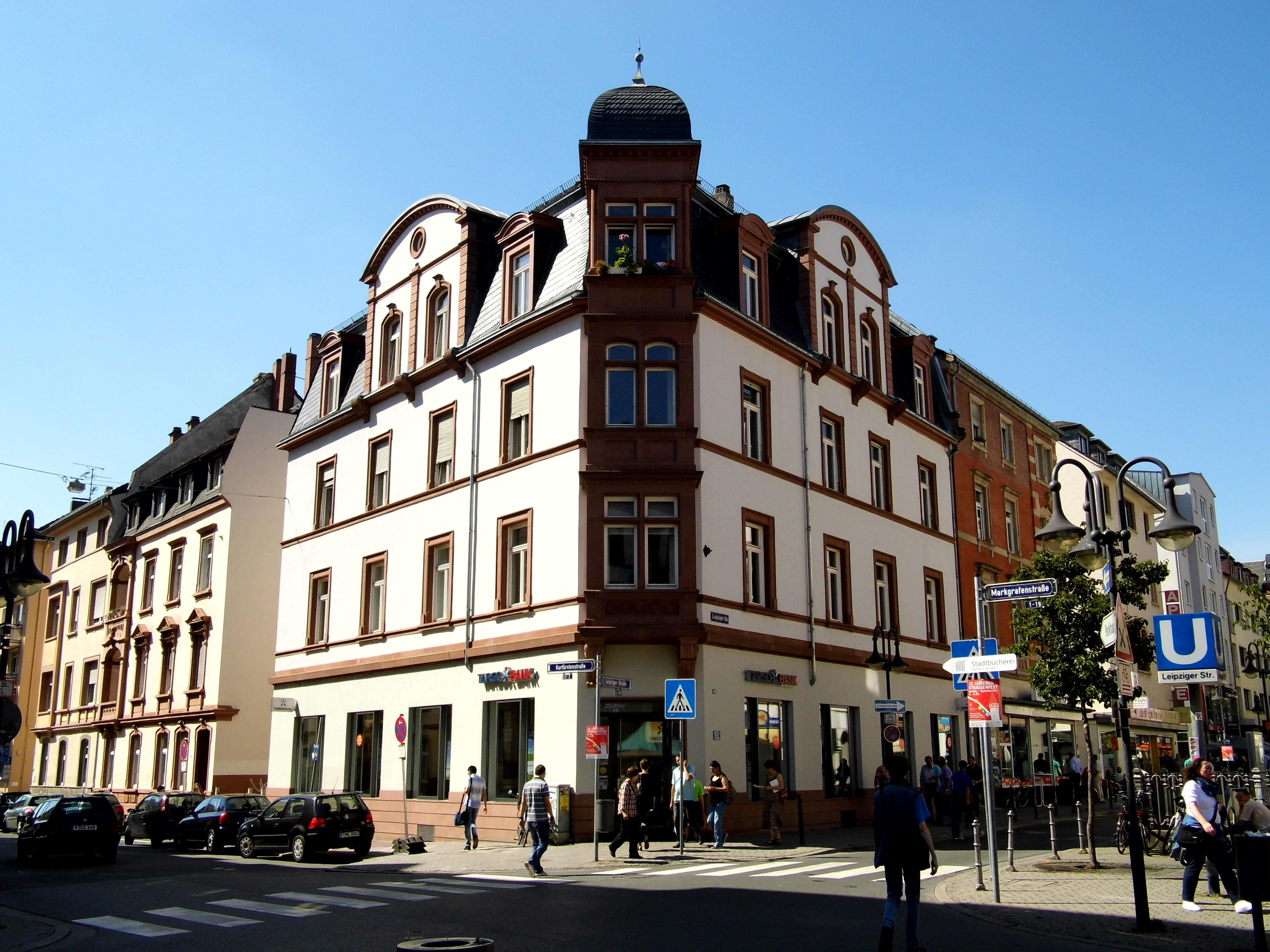 frankfurt leipziger strasse