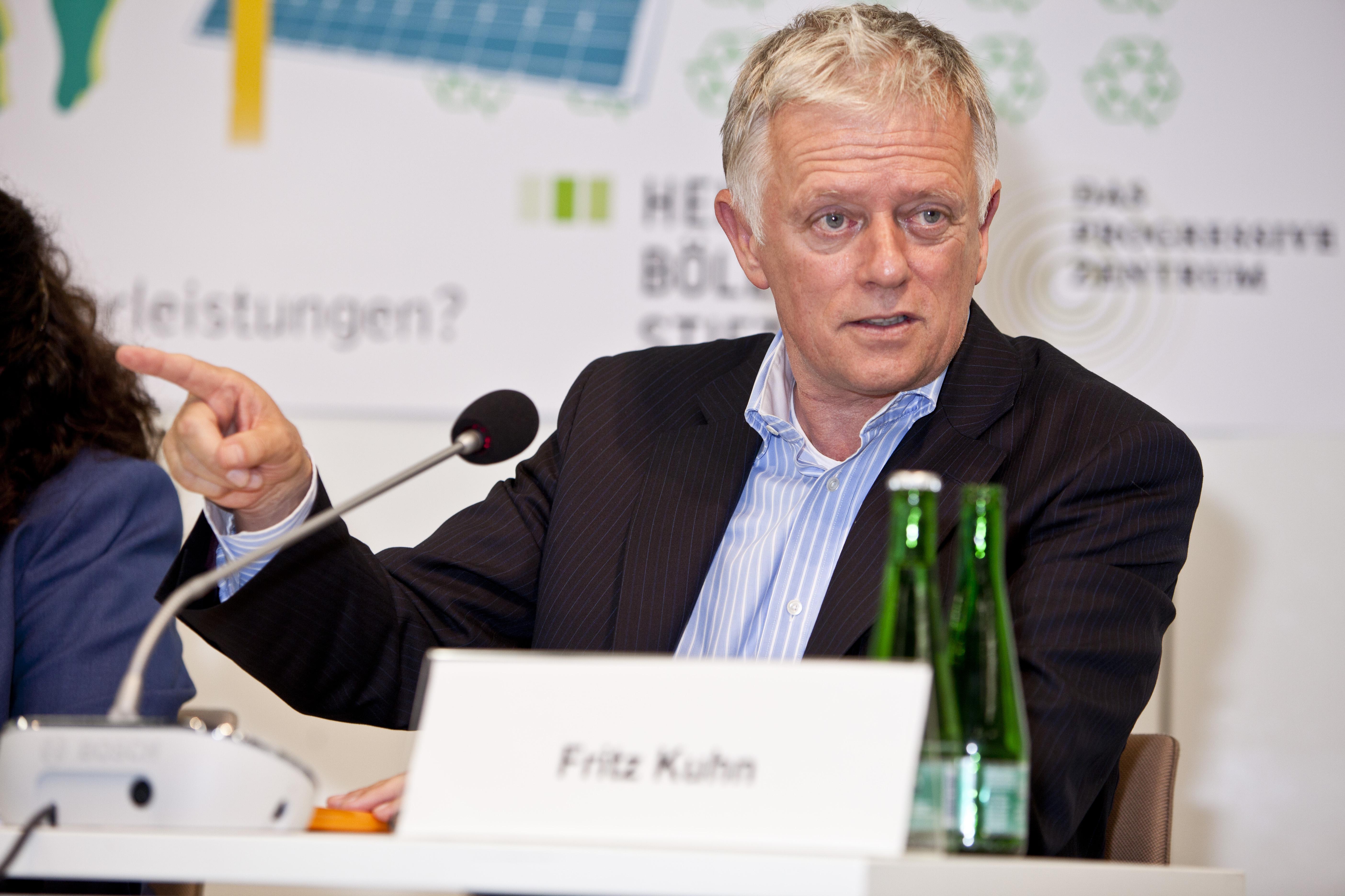 Fritz Kuhn Größe