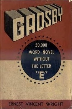Gadsby cover