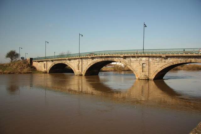 Gainsborough Bridge (geograph 3335621)