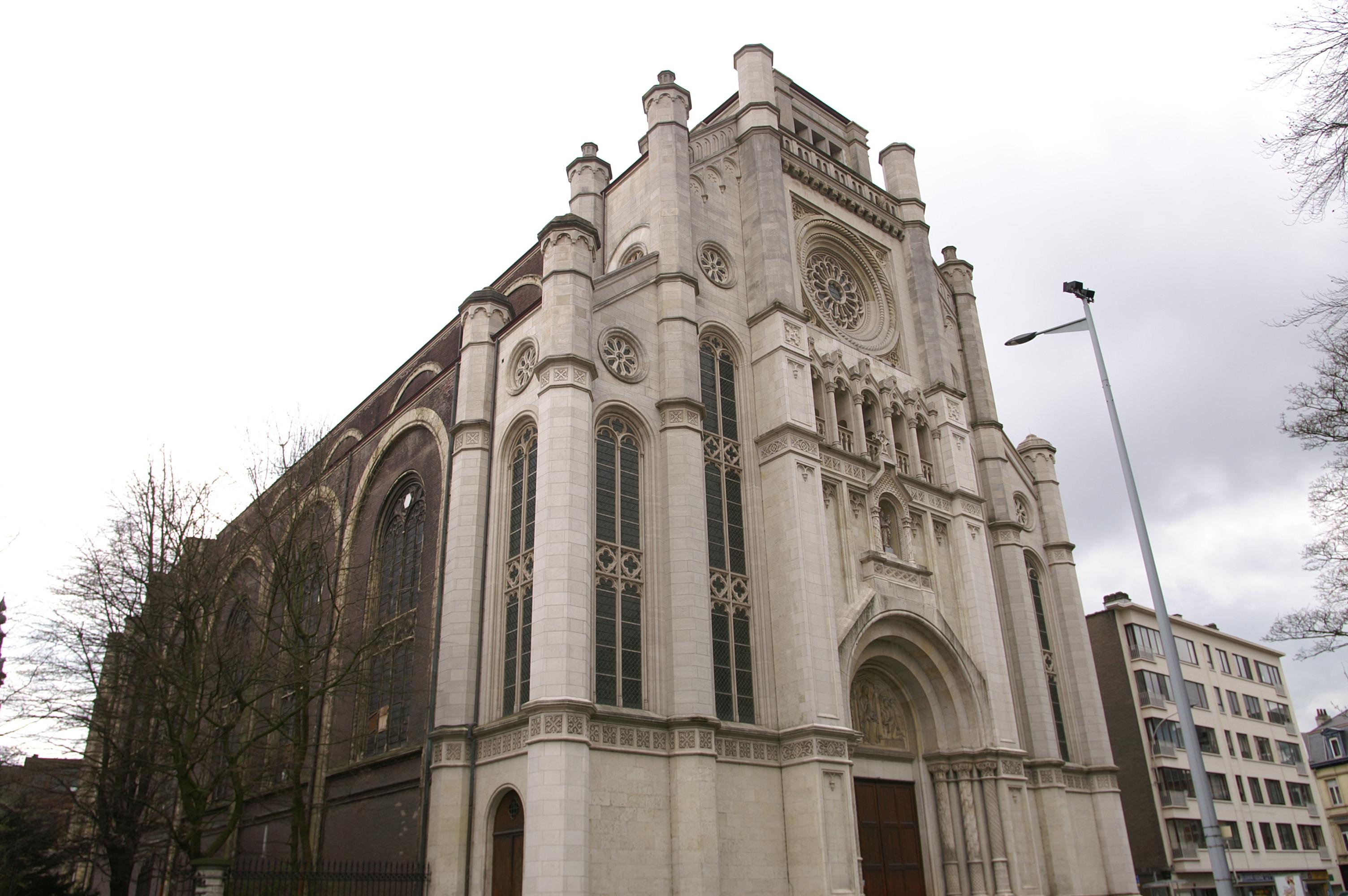 Description Gand - Église Sainte-Anne 04.jpg