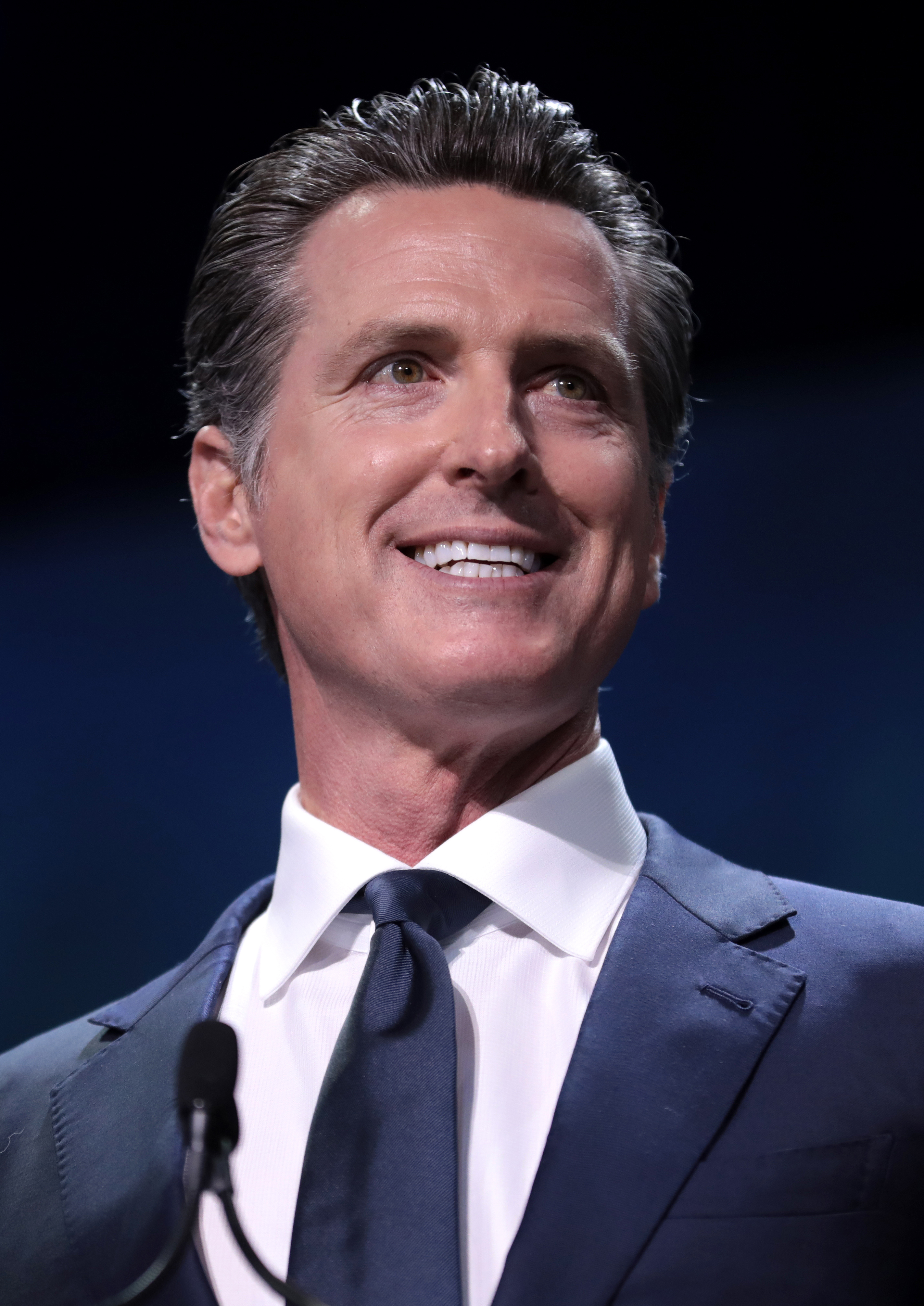 The 53-year old son of father  William Alfred Newsom III and mother(?) Gavin Newsom in 2021 photo. Gavin Newsom earned a  million dollar salary - leaving the net worth at 10 million in 2021