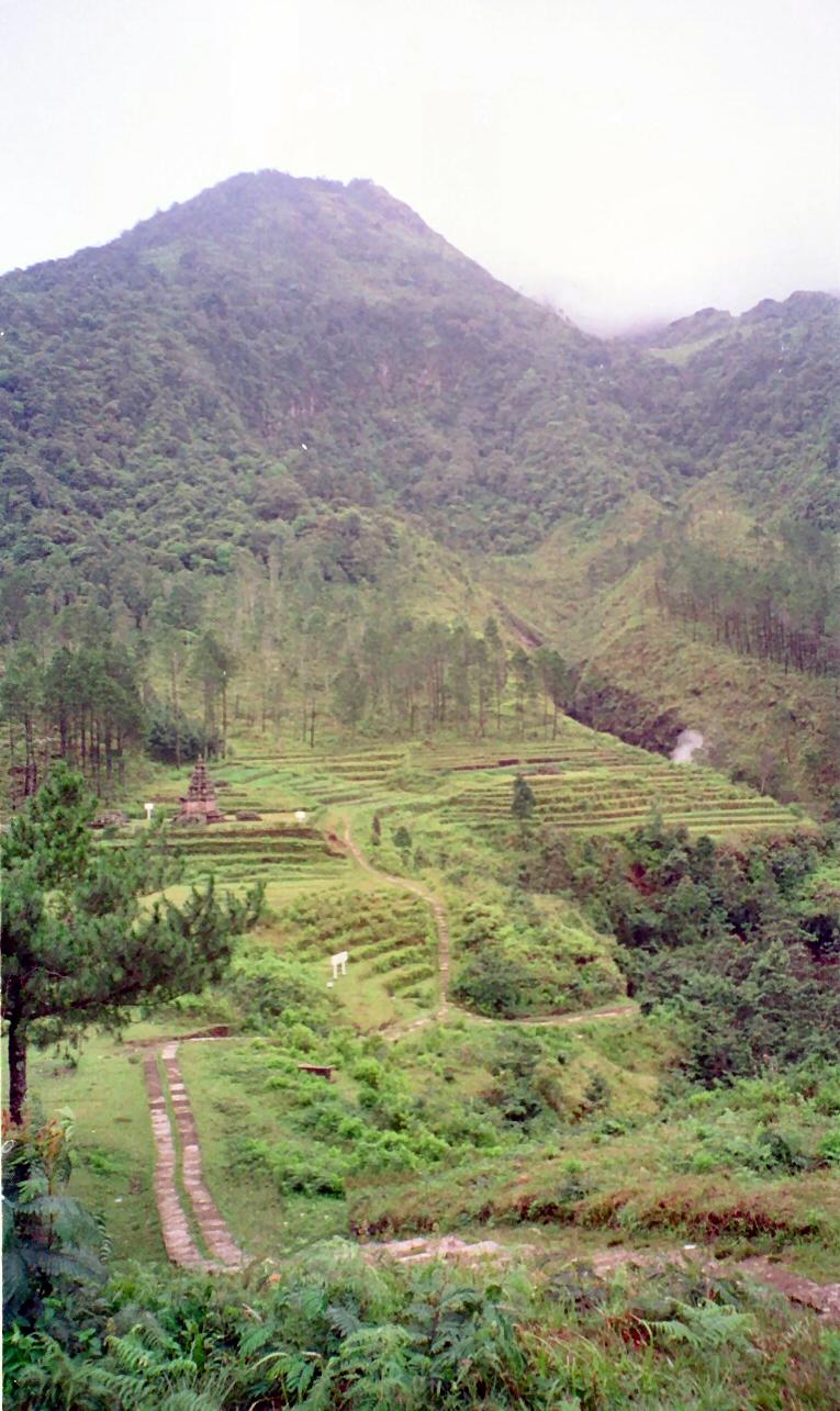 bandungan semarnag indonesia