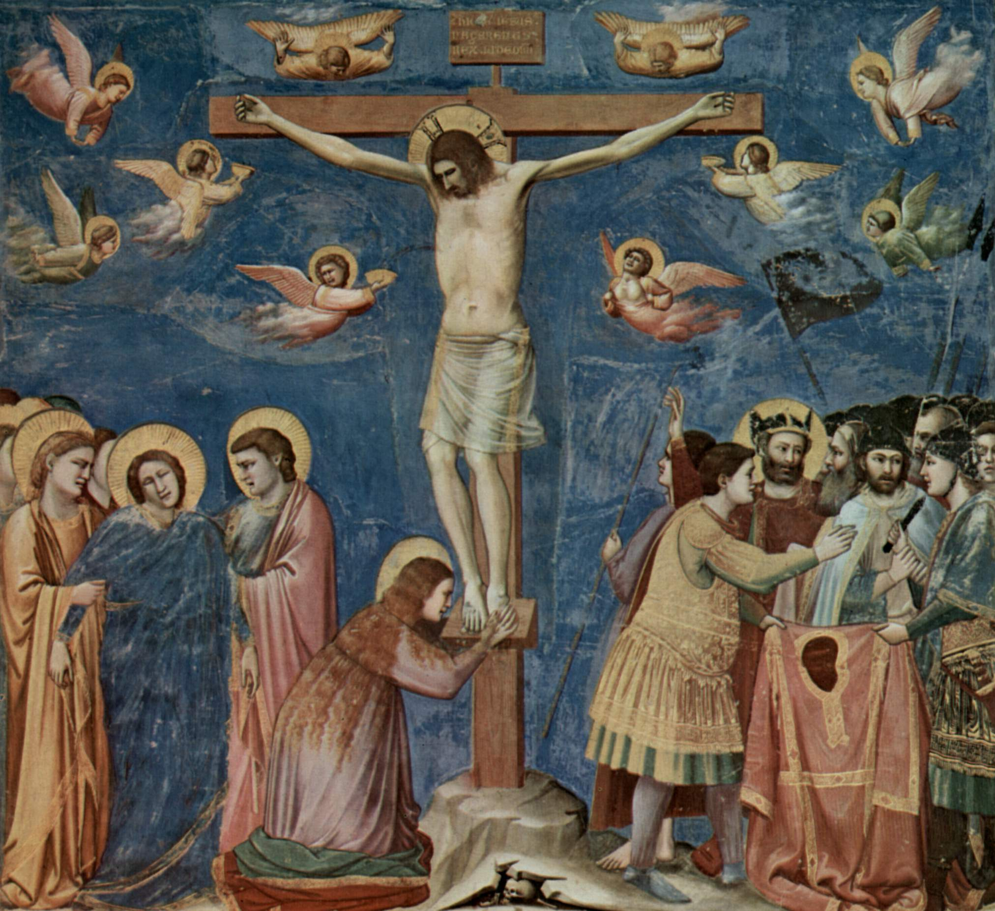 File originale      2 024   215  1 855 pixel  dimensione del file  341 KB    Giotto Di Bondone Frescoes