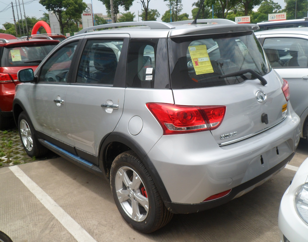 Description great wall haval m4 002 china 2012 06 02