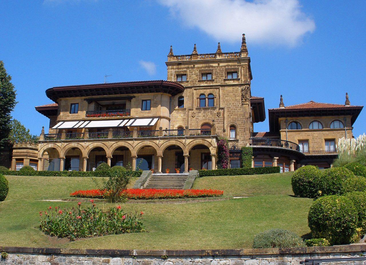 palacio Lezama Legizamon getxo