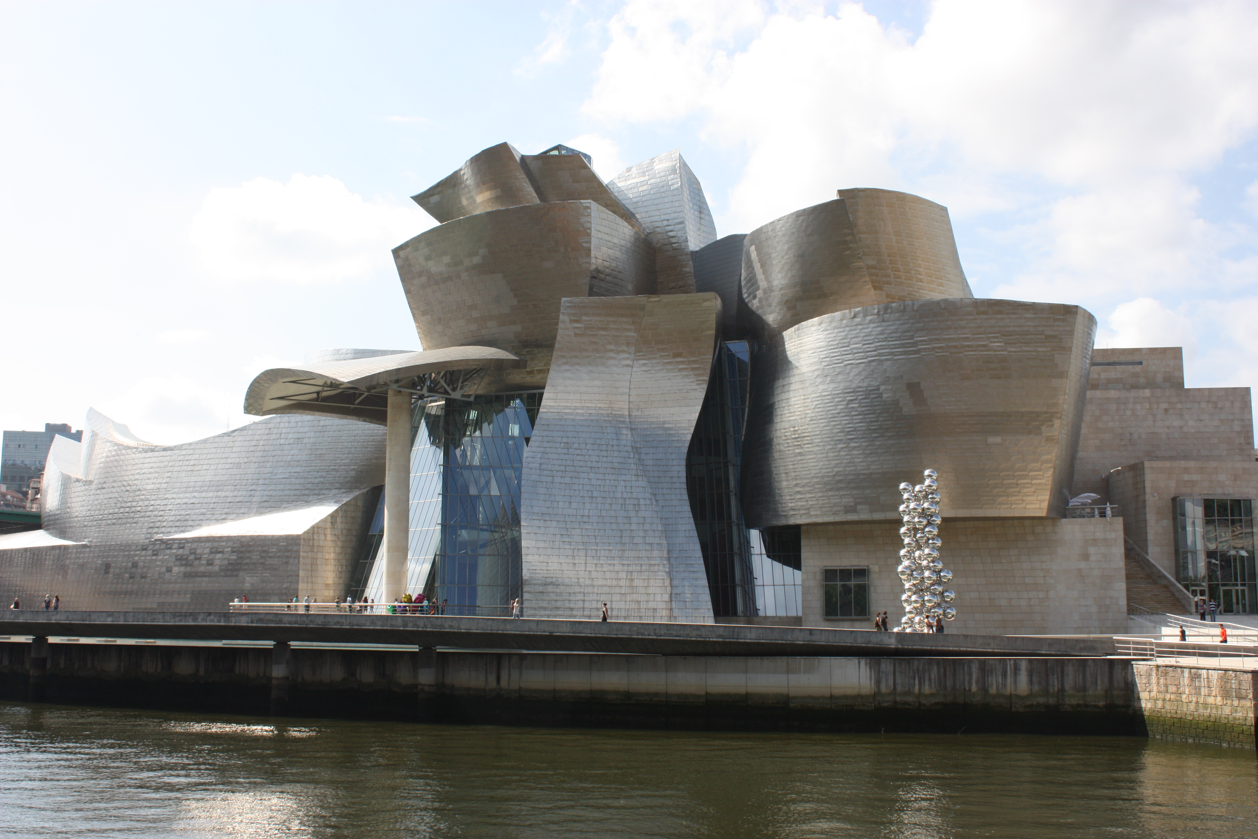 Image result for Guggenheim Building Bilbao
