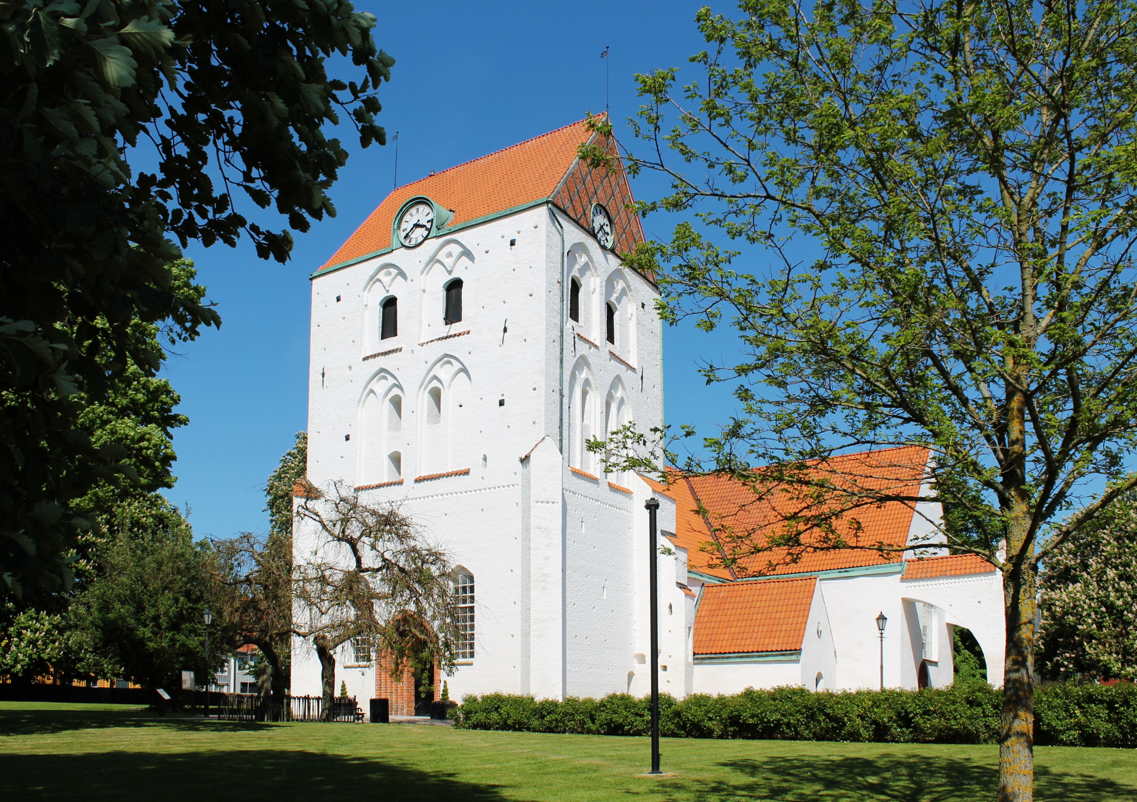 Heliga kors kyrka - Blekinge Museum