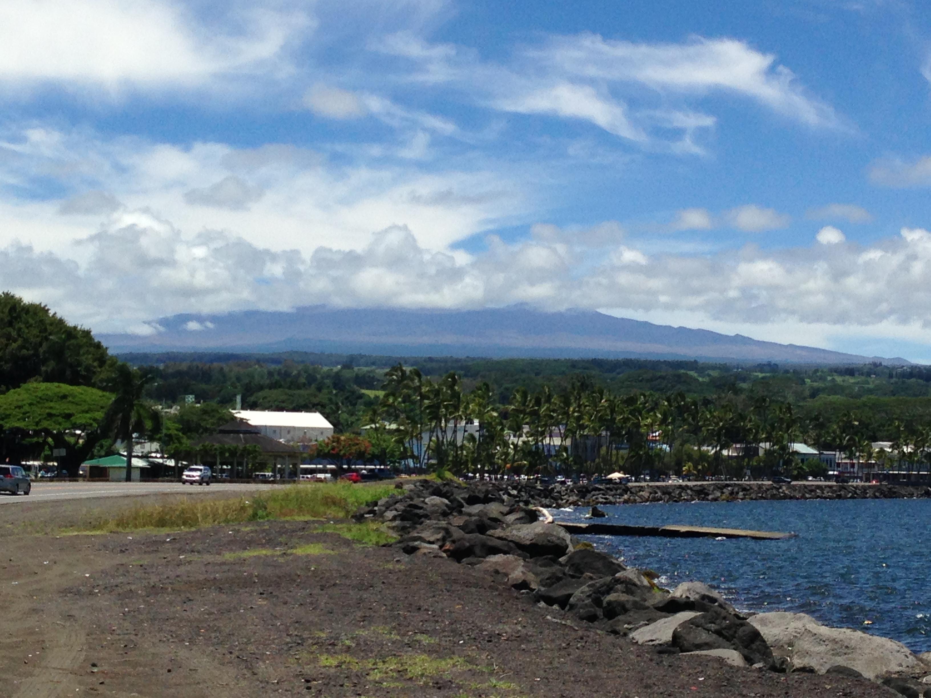 Hilo Bay Mauna Kea