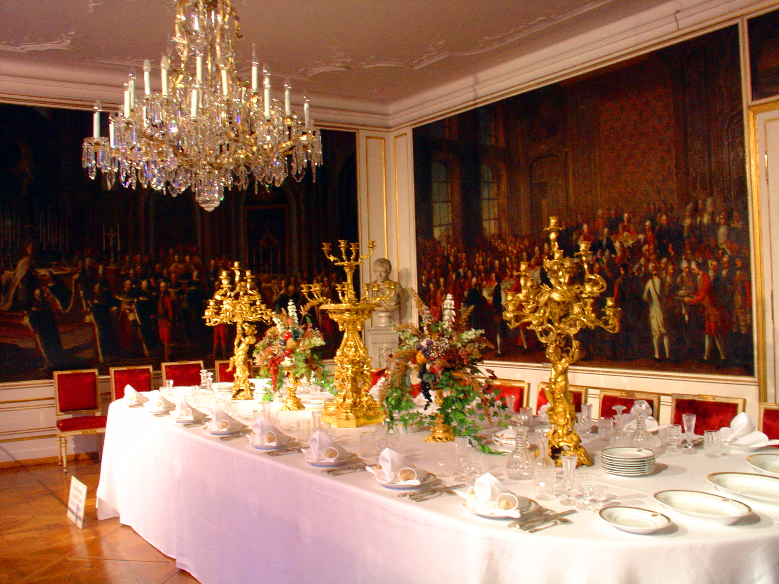 File:Hofburg Innsbruck Riesensaal.jpg Wikimedia Commons #BB3510 2592 1944 Sala Da Pranzo Del Convento Nome