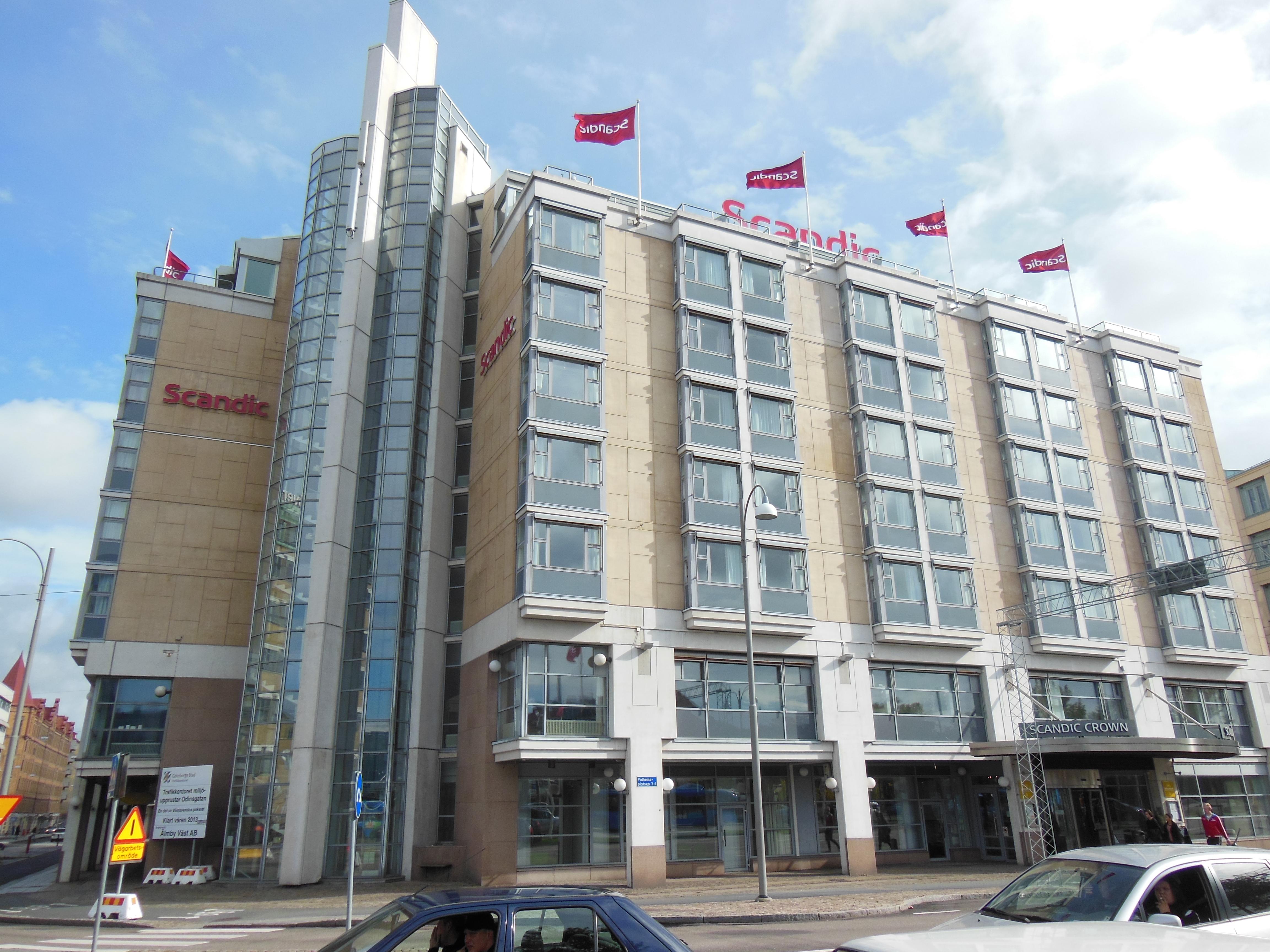 hotell scandic
