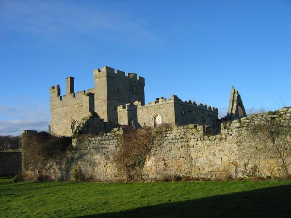 Hulne Priory, Hulne Park, Alnwick - geograph.org.uk - 122705