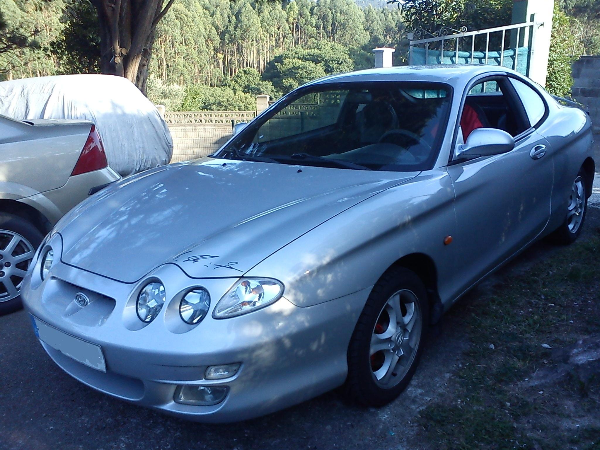 Hyundai Tiburon (Deportivo)