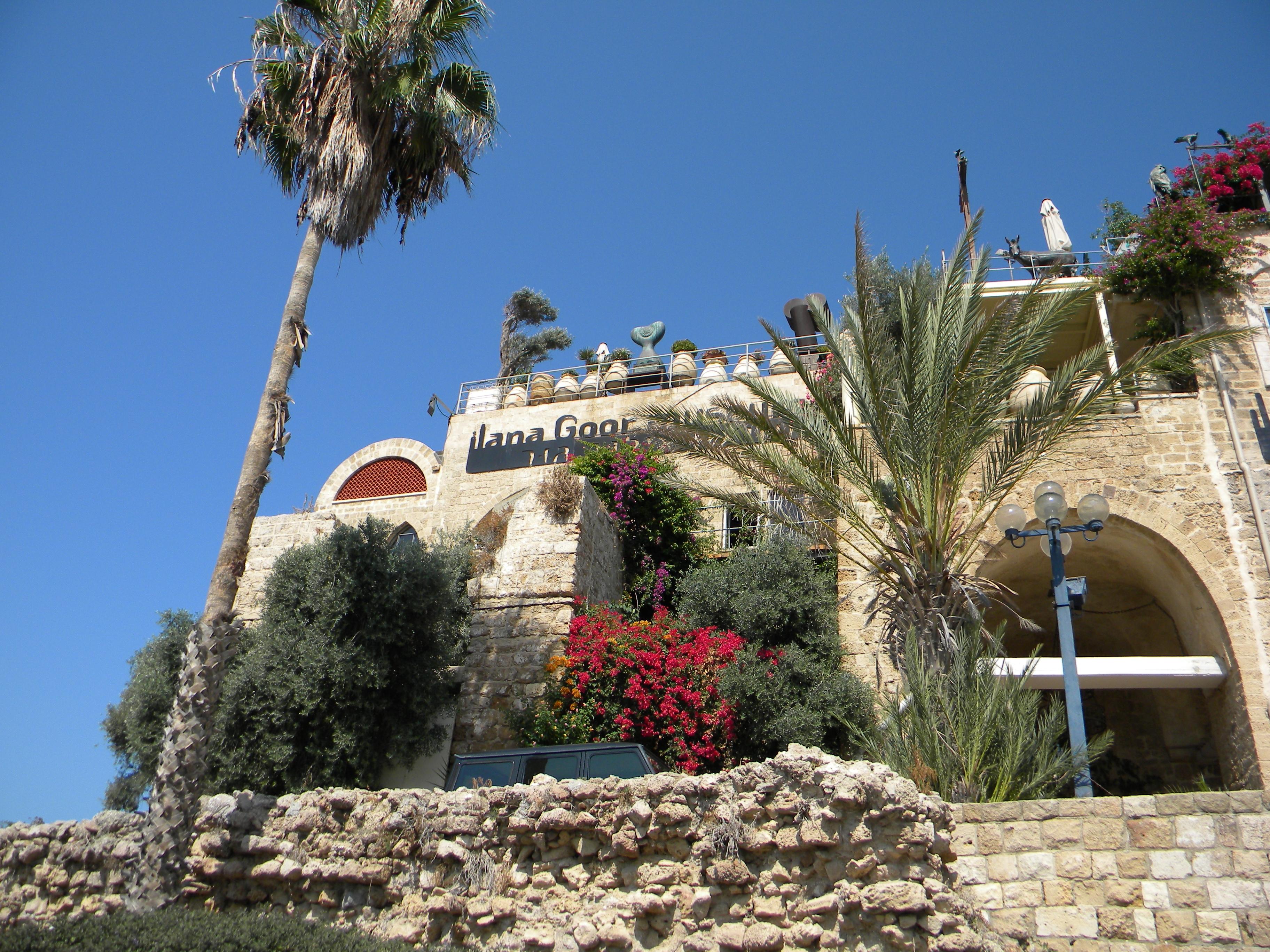 File:ISRAEL, Tel Aviv-Jaffa, Ilana Goor Museum (ID is 3