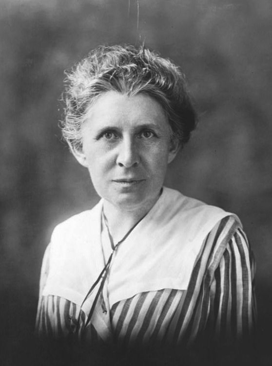 Ida Tarbell between 1910 and 1930, Library of Congress