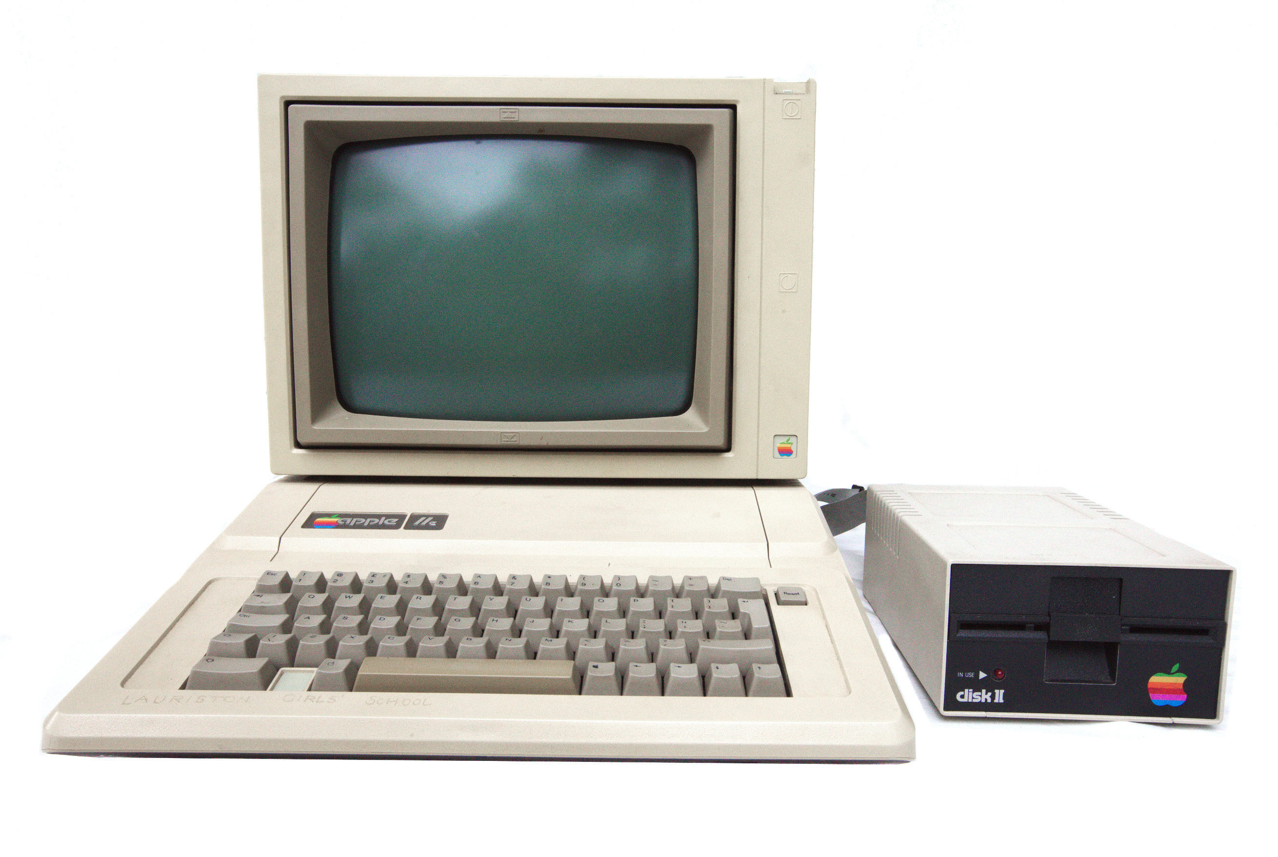 De Apple IIe