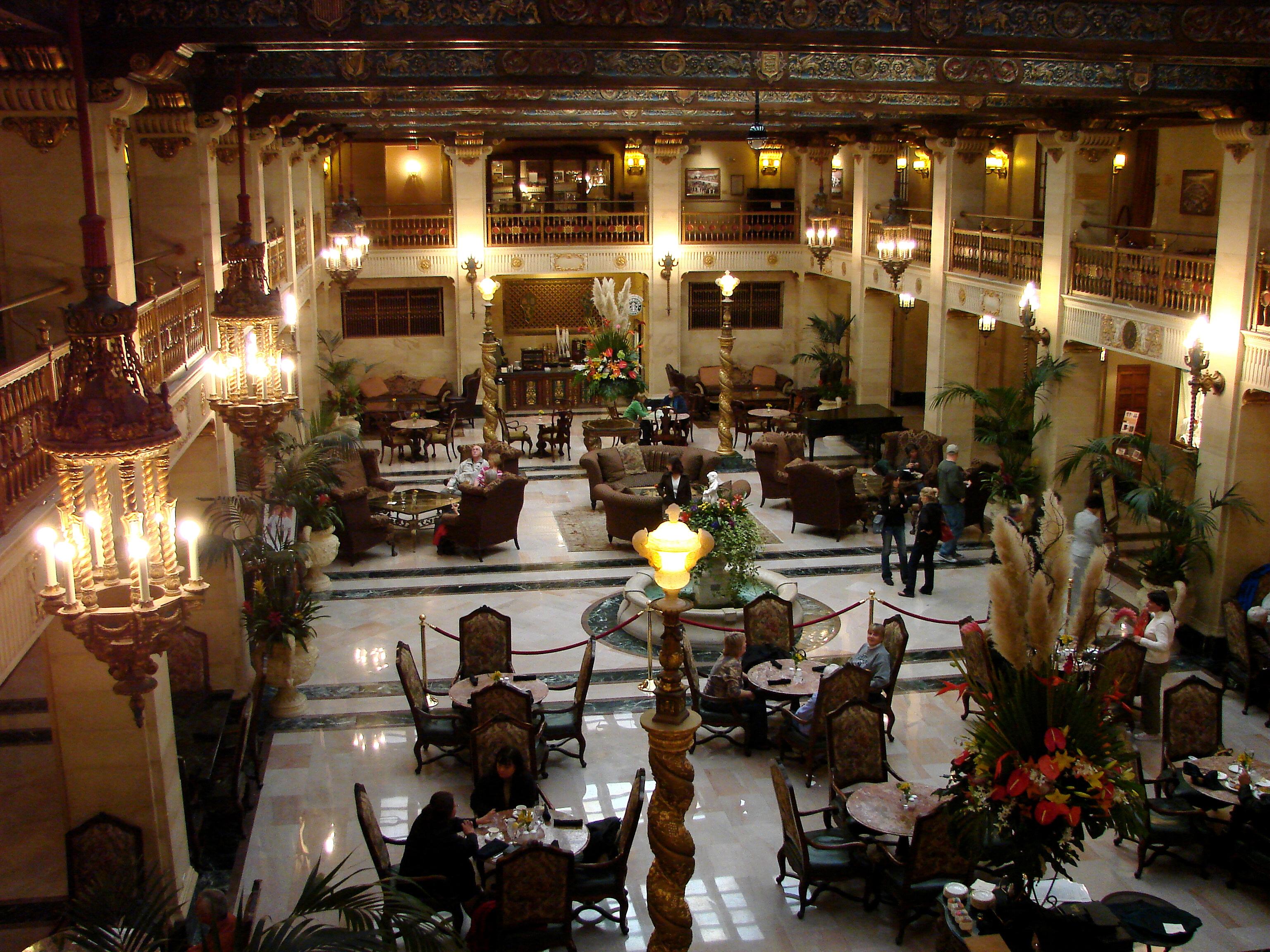 File Interior Of Historic Davenport Hotel Spokane Wa Usa 02 Jpg