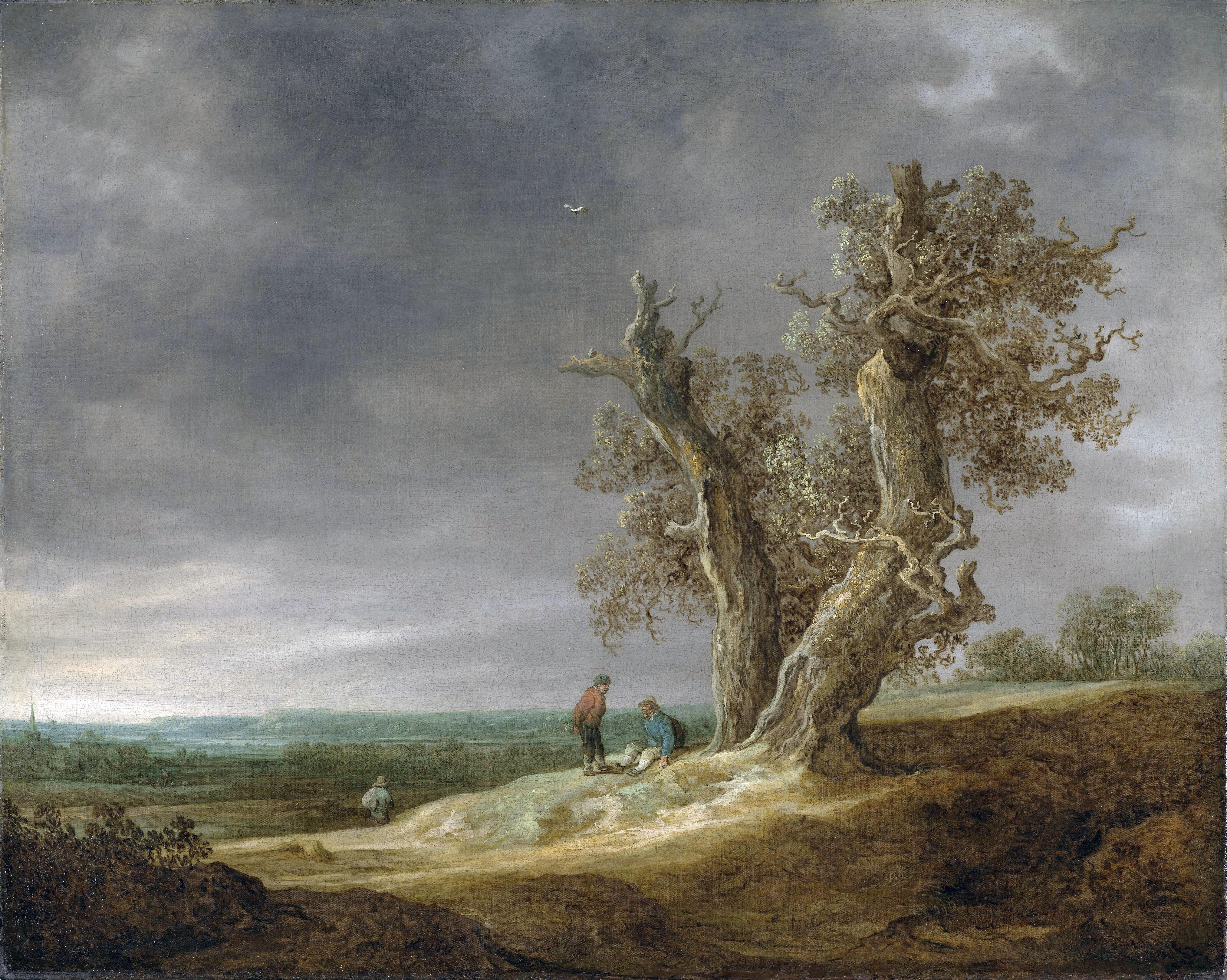 Landschaftsmalerei Barock