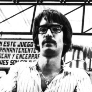 Javier Martínez en 1969.