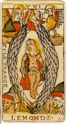 The feminine in the Tarot
