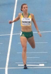 Jessica Thornton Australian sprinter