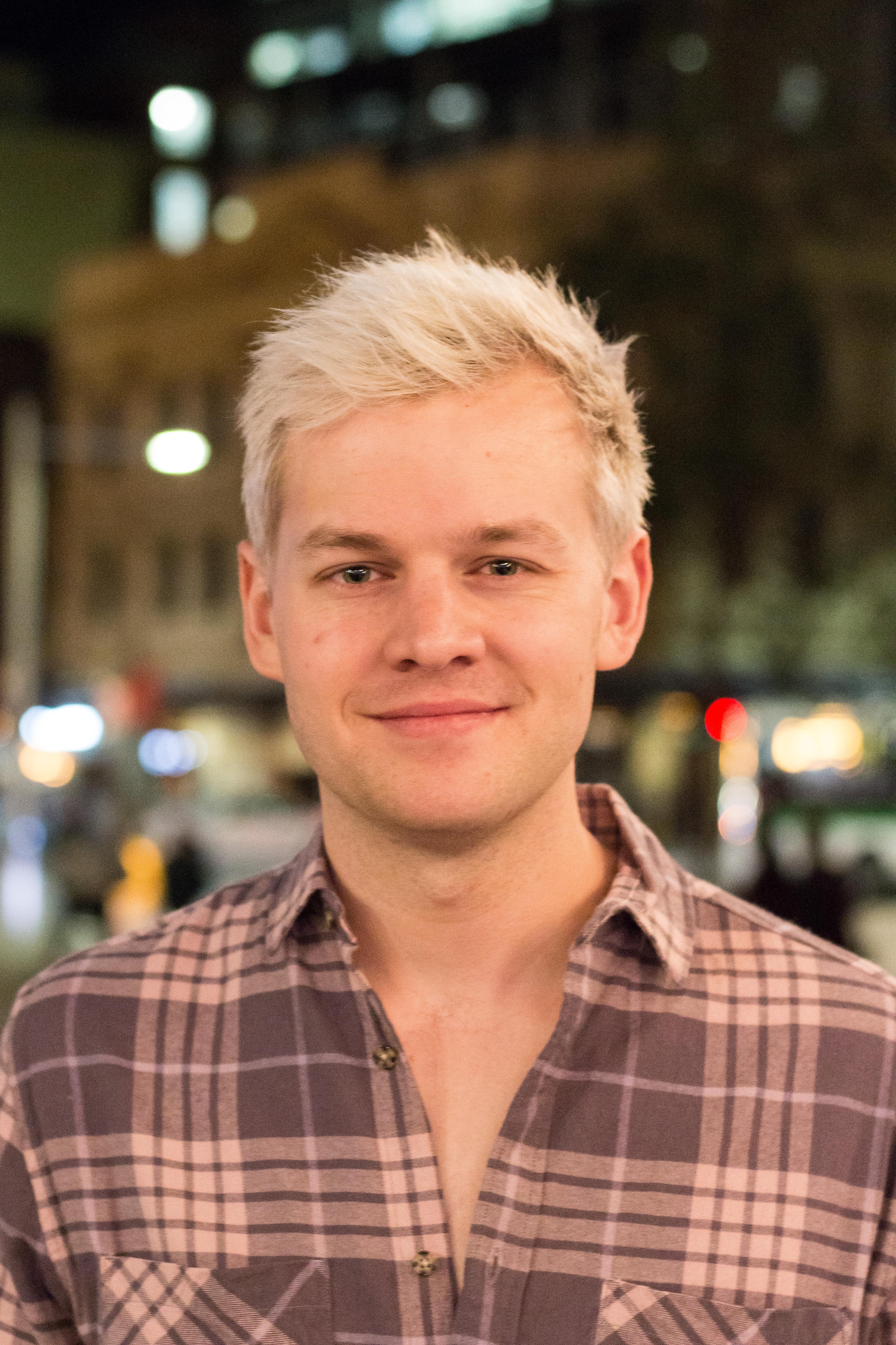 Australian gay comedian