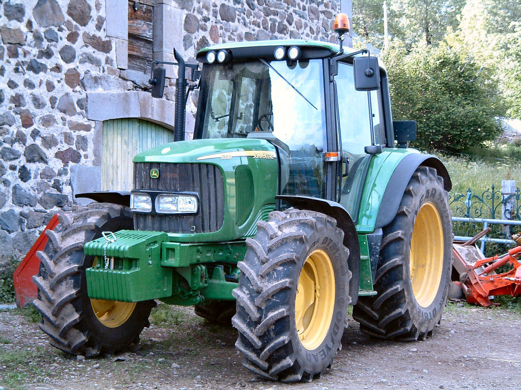 file john deere 6320 tracteur wikimedia commons. Black Bedroom Furniture Sets. Home Design Ideas