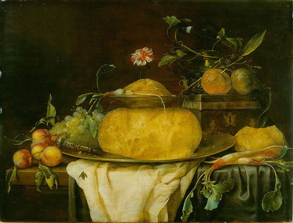 Joris van Son, Still-Life with Cheese.jpg