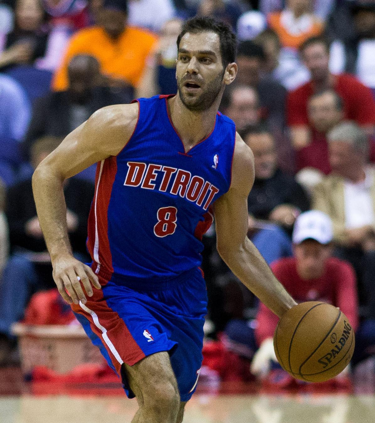 José Calderón (basketball) - Wikipedia