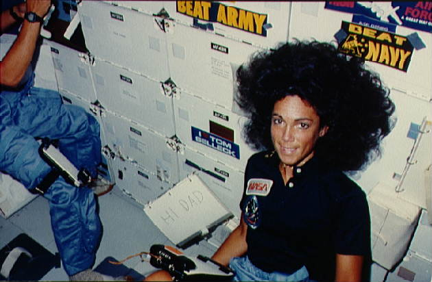 Judith Resnick, First Jewish astronaut