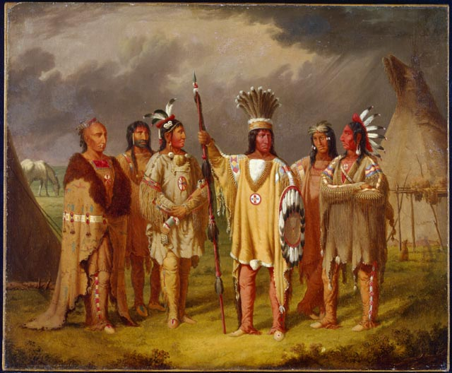 Facts For Kids About The Wyandot Indians